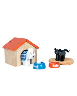 Le Toy Van Dollhouse Pet Set