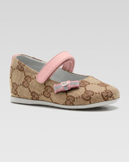 Gucci GG Mary Jane, Toddler
