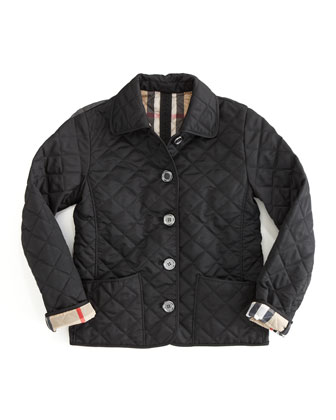 Mini Westbury Quilted Jacket