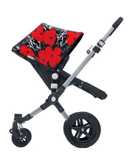 Bugaboo Cameleon 3 Andy Warhol Flowers Tailored Fabric Set