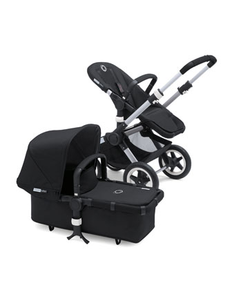 Buffalo Stroller Base & Buffalo Tailored Fabric Set