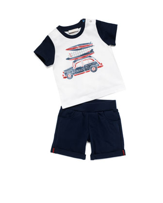 Baby Boy Two-Piece Gift Set