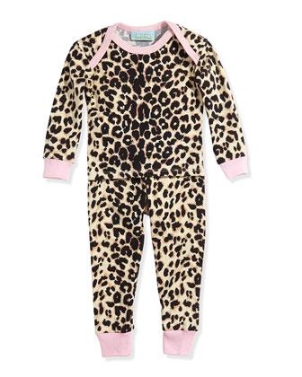 Wild Thing Snug Fit Pajama Set, 3-24 Months