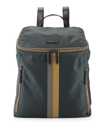 Ben Indy Dad Men's Diaper Bag, Ever Green