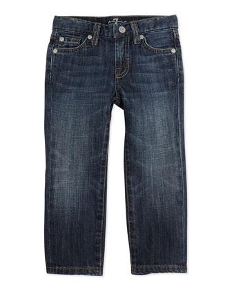 Standard NY Jeans, Dark Blue, Sizes 2-4