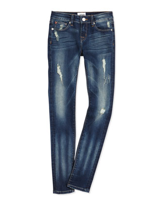 Dolly Skinny Jeans, Sizes 7-16