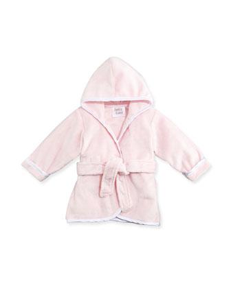 Infant Plush Robe, Pink