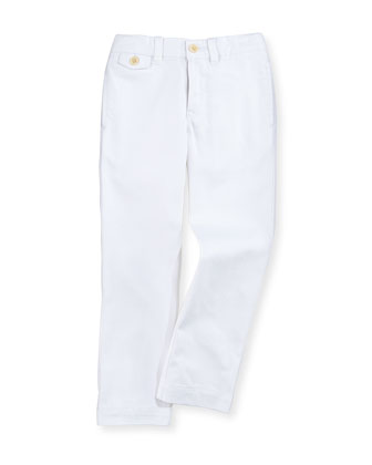 Lightweight Chino Pants, Boys' 2T-3T