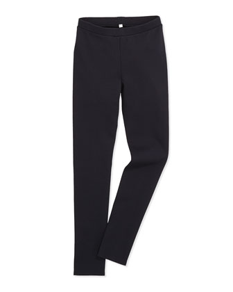 Scrunch Stretch Jersey Leggings, Girls' 4-6X