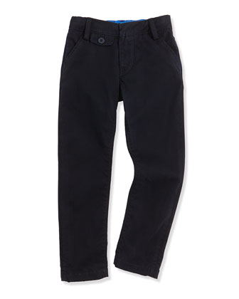 Boys' Stretch-Cotton Pants