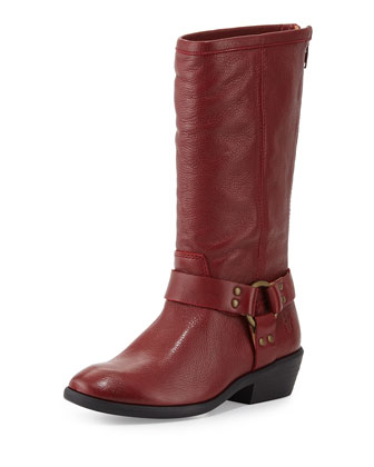 Phillip Tall Harness Boot