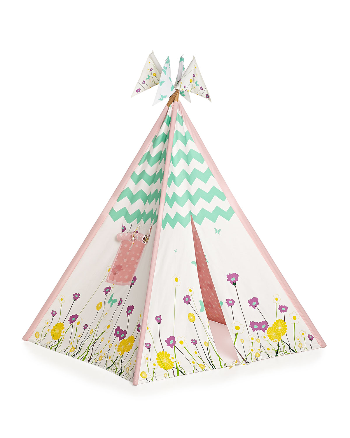 Pacific Play Tents - Girls' Canvas Play Tent - Pacific Play Tents - Pink