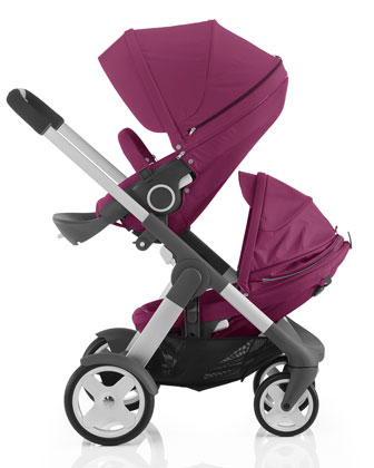 Sibling Seat for Stokke Crusi Stroller
