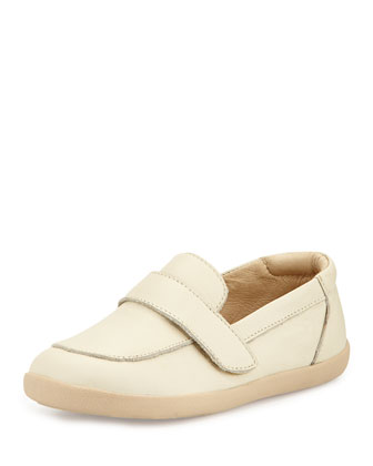 Soft Leather Loafer, Toddler/Youth