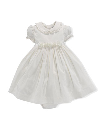 Corduroy Dress & Bloomer, 3-24 Months