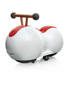 Spherevelo Ride-On Bike, White/Red