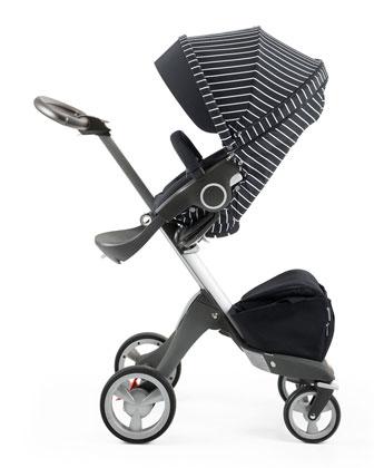 Aluminum Xplory Limited Adjustable Stroller