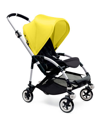 Bee3 Stroller Base & Extended Sun Canopy