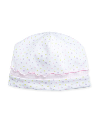 Summer Fun Polka Dot Blanket, Baby Hat, Footie Pajamas & Sleep Gown ...