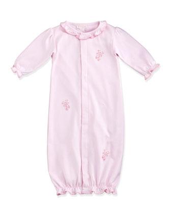 Scat Pirouette Sleep Gown, Baby Hat, Bib & Blanket