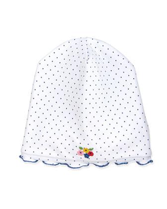 Ladybug Lane Sleep Gown, Footie Pajamas, Baby Hat, Bib & Blanket