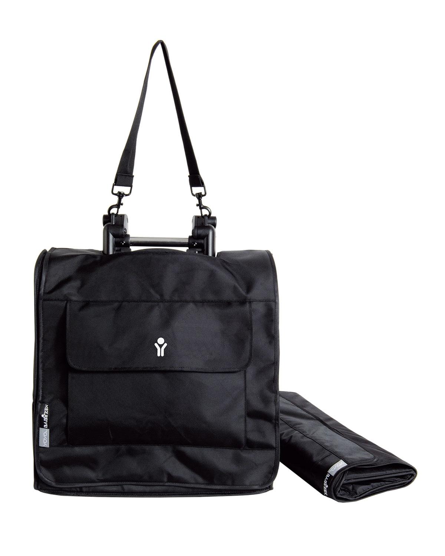Yoyo Travel Bag, Black - Babyzen