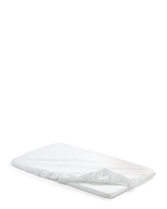 Home™ Cradle Fitted Sheet Set, White