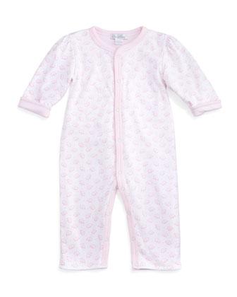 Baby Elephants Pima Coverall, Footie Pajamas, Bib, Baby Hat & Blanket, ...