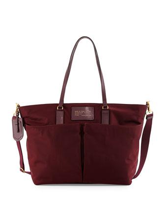 Preppy Legend Elizababy Nylon Baby Bag