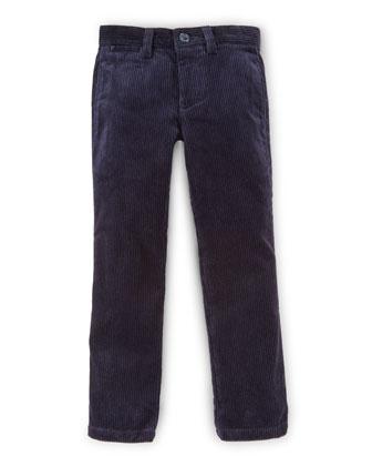 Suffield Cotton Corduroy Pants, Size 2-7