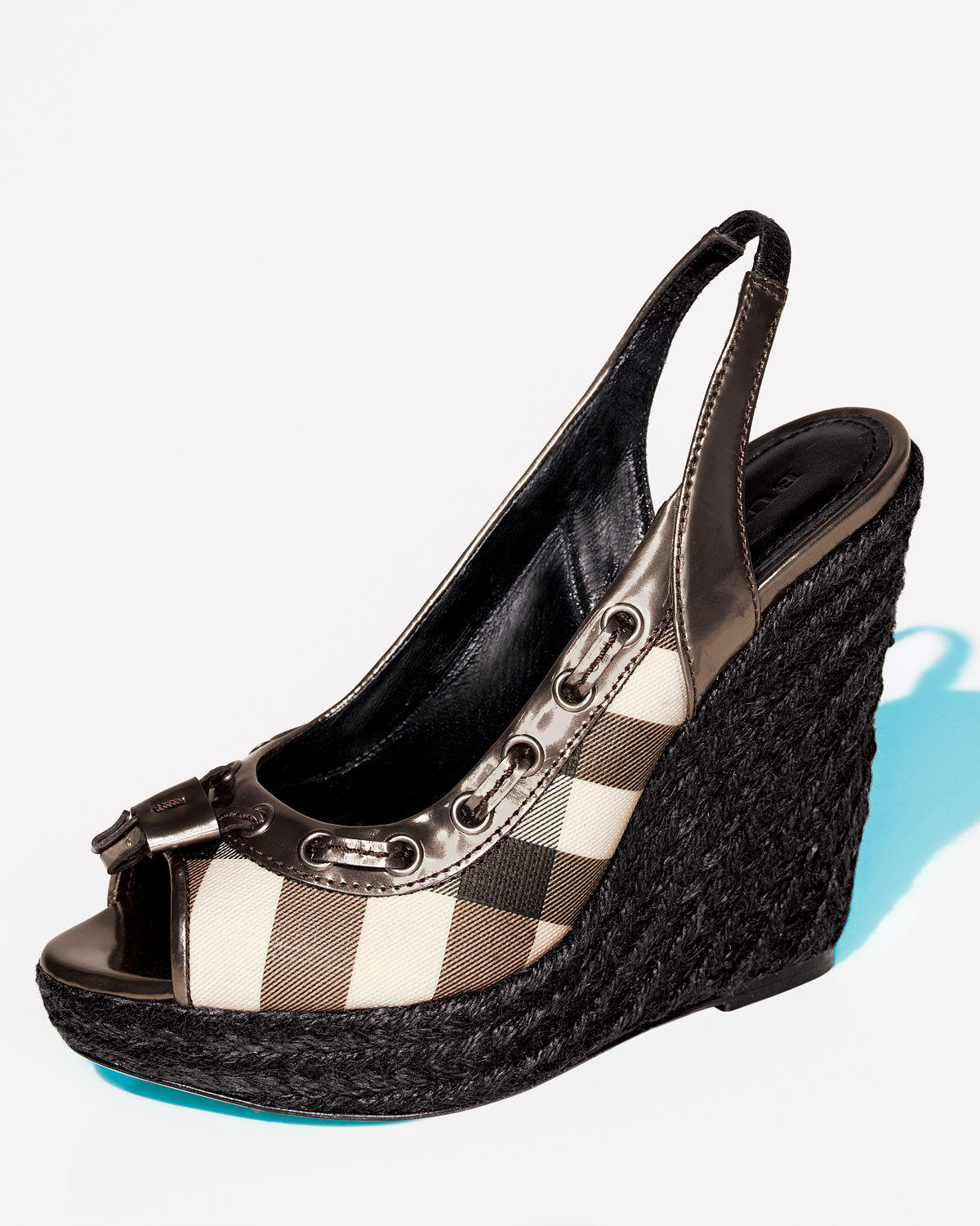 Shoes - Patent Leather Espadrille - Neiman Marcus :  fashion leather style womens