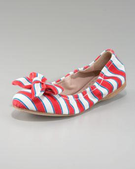 احذية فلات ربيعيه