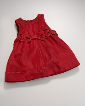 D&G Junior Bow Dress