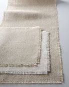 Burlap Table Linens