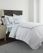 Full Solid White Fitted Sheet