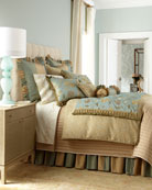 Two Standard Charleston Pillowcases