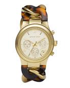 Chain-Link Watch, Tortoise