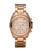 Glitz Chronograph Watch