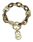 Toggle Link Bracelet