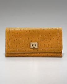 Diane von Furstenberg Elaine Envelope Wallet