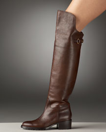 Ralph Lauren Collection Salome Over-The-Knee Boot
