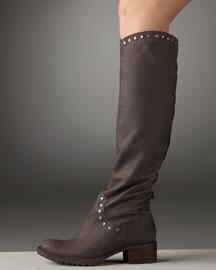 Vera Wang Lavender Label Bernadette Studded Boot