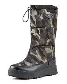 Prada Winter Boot