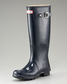 Hunter Boot Hunter Original Gloss Welly