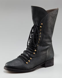Joie Jovi Mid-Calf Lace-Up Boot