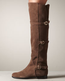 O Jour Triple-Buckle Boot