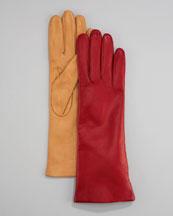 Portolano Four-Button Classic Gloves
