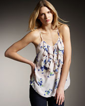 Rebecca Taylor Wave At Me Combo Cami
