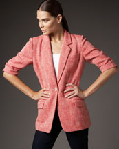 Elizabeth and James Tweed James Blazer