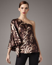 Just Cavalli Waterfall Tunic